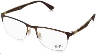 Ray-Ban Women's 0RX 6362 2917 53 Optical Frames