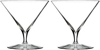 Waterford Crystal Elegance Martini Glasses, Set of 2