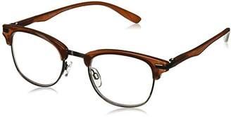 A. J. Morgan A.J. Morgan Unisex-Adult Joey - Power 2.00 53749 Rectangular Reading Glasses