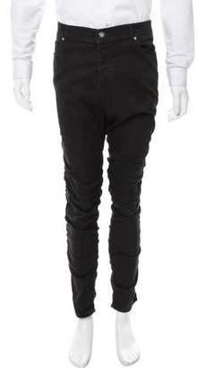 Diesel Black Gold Cropped Five Pocket Pants
