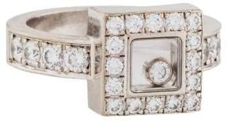Chopard 18K Happy Diamonds Cocktail Ring