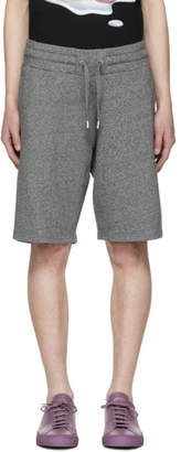 Kenzo Grey Logo Sweat Shorts