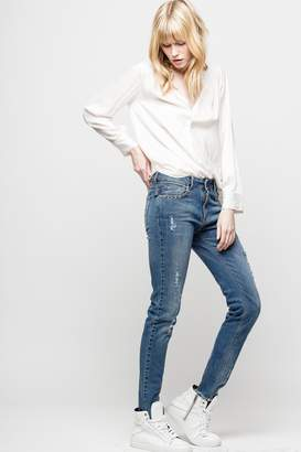 Zadig & Voltaire Eva Use Jeans
