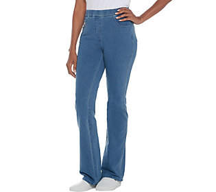 Factory Quacker Tall DreamJeannes Pull-On BootCut Pants