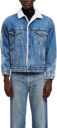 Levi's Levi'S® Authorized Vintage Sherpa Trucker Jacket