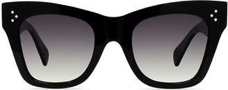 Celine Women's Polarized Square Sunglasses, 50mm