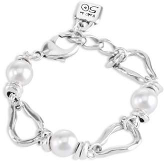 Uno de 50 Perla Mosqueta Link Bracelet
