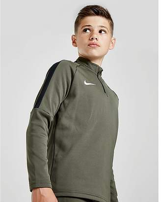 Nike Academy 1/4 Zip Track Top Junior