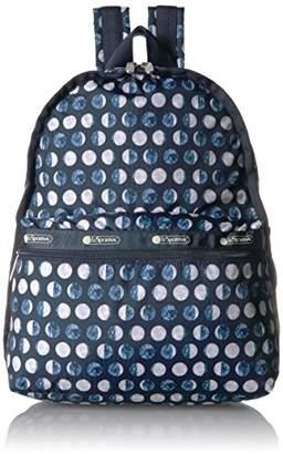 Le Sport Sac Women's Classic Basic Backpack