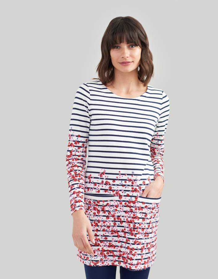 Clothing Quinn Tunic with front pockets