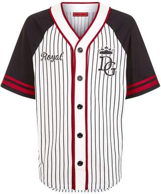 Dolce & Gabbana Baseball Shirt