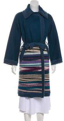 Missoni Wool Long Coat