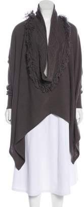 Nicholas K Long Sleeve Knit Poncho