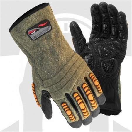 Cestus PRO 2036 M Vibration Series Tremblex Pro Anti-Vibration One Pair Glove - Medium