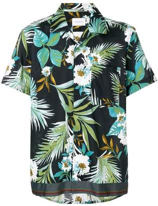 Low Brand jungle print shirt