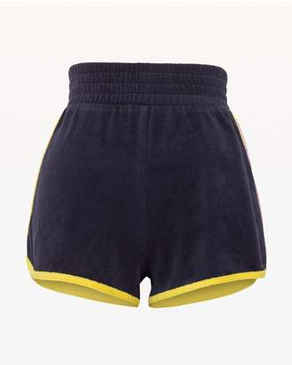 Juicy Couture Juicy Colorblock Microterry Short
