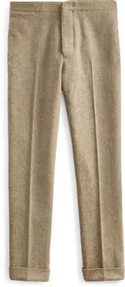 Ralph Lauren Slim Tweed Suit Trouser