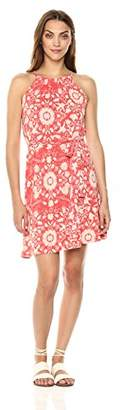 Lucky Brand Women's Knit SELF TIE Dress