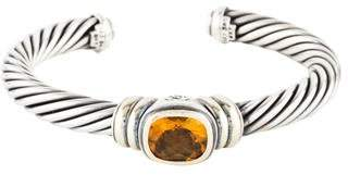 David Yurman Citrine Noblesse Bracelet
