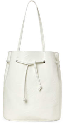 Steven Alan Dylan Palm Leather Drawstring Tote