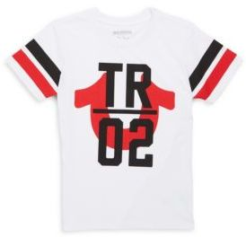 Boy's Graphic Cotton Tee $39 thestylecure.com