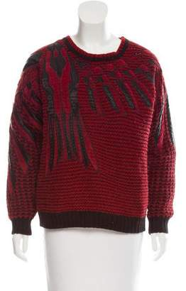 Zadig & Voltaire Oversize Rib Knit Sweater