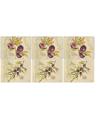 Pimpernel Olives & Figs Placemats