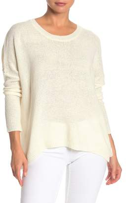 On The Road Lightweight Knit Pullover Sweater