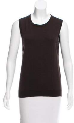 Gucci Wool Sleeveless Top