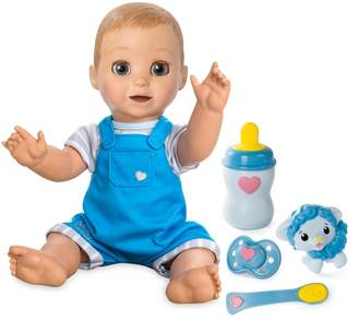 Luvabella Luvabeau Blonde Hair Baby Toy
