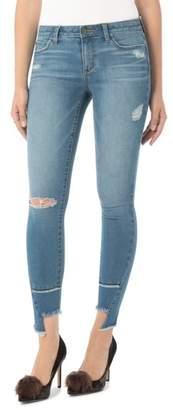Women's Sam Edelman Ripped Kitten Jeans