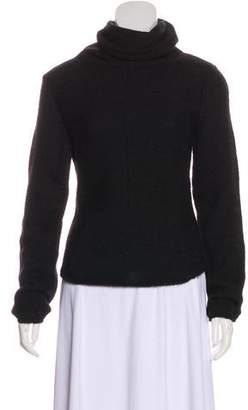 Calvin Klein Collection Alpaca Turtleneck Sweater