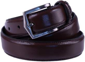 Stacy Adams Men's Leather Adjustable Belt