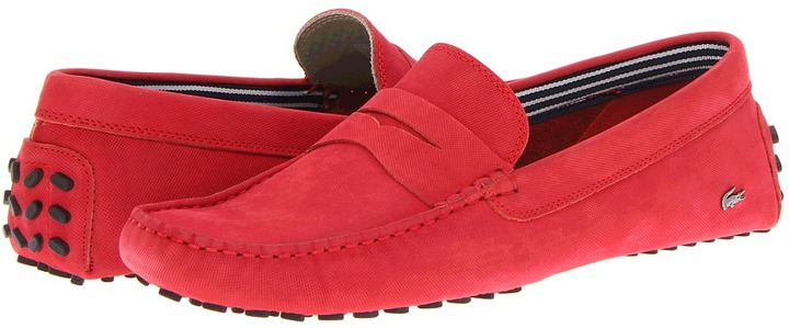 Lacoste Concours 8 (Red) - Footwear