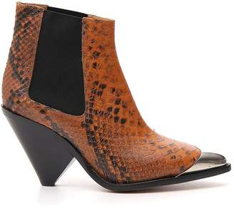 Etoile Isabel Marant Cone Heel Boots