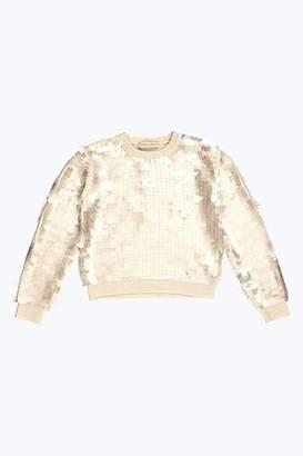 CONTEMPORARY Sequin Sweater