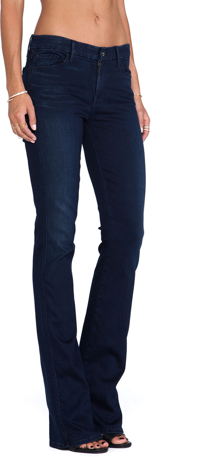 7 For All Mankind The Skinny Bootcut with Contour