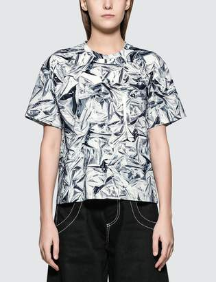 MM6 MAISON MARGIELA Patch Pocket Short Sleeve T-shirt