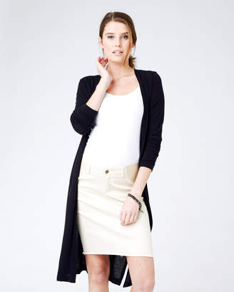 Ripe Maternity Side Split Cardigan