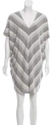 Bella Luxx Striped Mini Dress