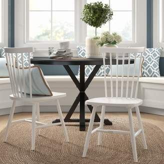 Birch Lane Heritage Sowerby Solid Wood Dining Chair (Set of 2)