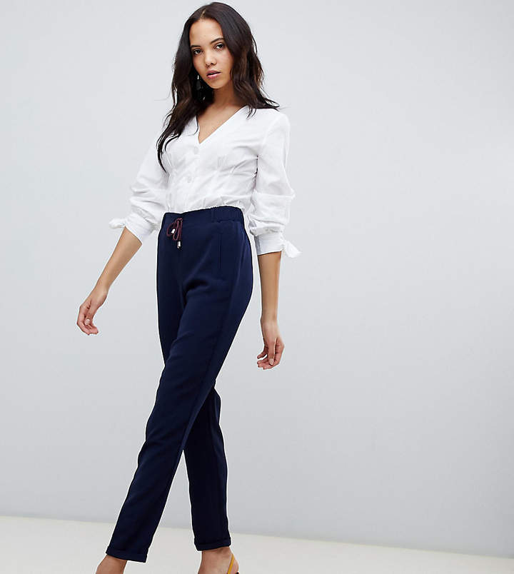 Tall Drawstring Relaxed Trouser