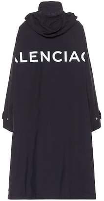 Balenciaga Printed raincoat