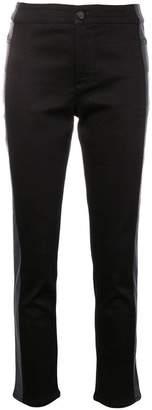Schumacher Dorothee side stripe trousers