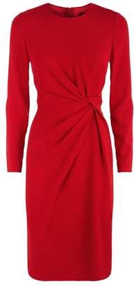 Paule Ka Twist Waist Dress