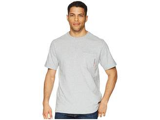 Timberland Base Plate Blended Short Sleeve T-Shirt