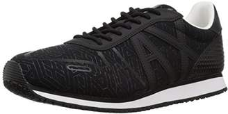 Armani Exchange A X Men's Geocentric Retro Running Sneaker