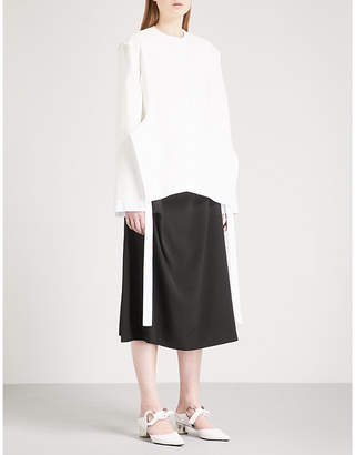 N. Eco cotton-blend jacket