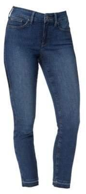 NYDJ Alina Step Hem Ankle Jeans