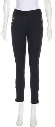 Veronica Beard Ash Seamed Skinny Pants w/ Tags